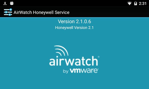 AirWatch Service for Honeywell - Google Playstore Revenue