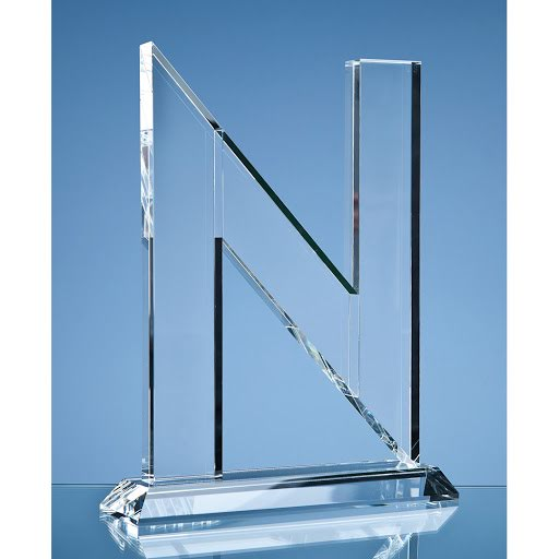 Optical Crystal Lighthouse Award