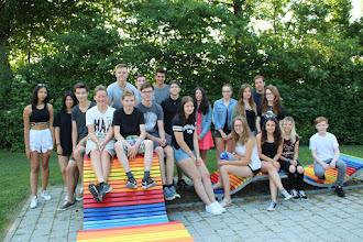 Photo: Klasse 9B