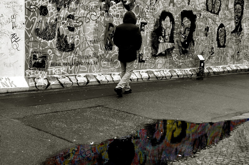 Along Berlin's Wall di elChileno
