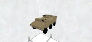 LCG偵察車