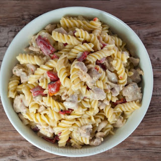 Ranch Chicken with Pasta