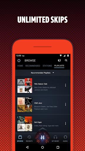 Amazon MP3 screenshot 4