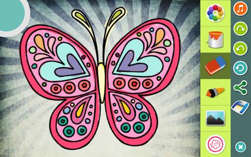 玩免費教育APP|下載曼荼罗 图片上色游戏 app不用錢|硬是要APP