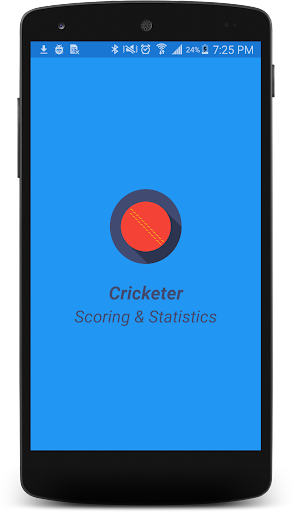 Cricketer - Scoring & Stats 1.2.0-a228e027 screenshots 1