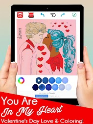Coloring Book For Adults Free 【ColorWolf】 🐺| 🇺🇸 APK screenshot thumbnail 6