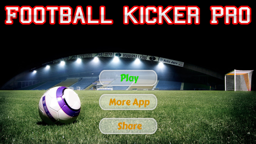 Football kicker Pro