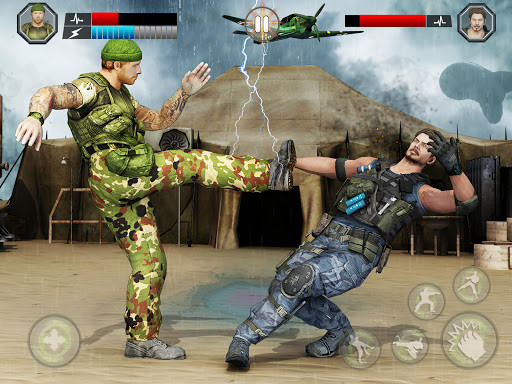 Army Battlefield Fighting: Kung Fu Karate apkpoly screenshots 12