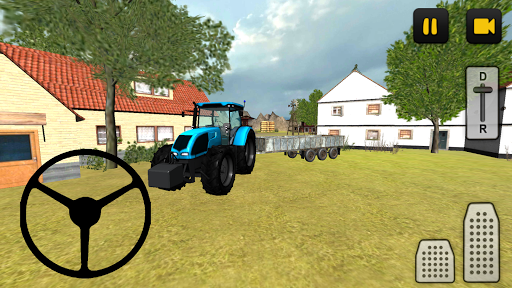 Tractor 3D: Grain Transport
