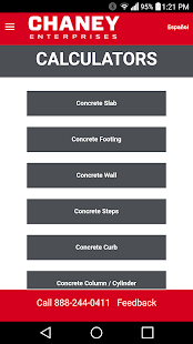 Concrete & Agg Calculator- screenshot thumbnail