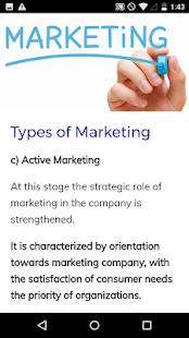 Marketing Course - náhled