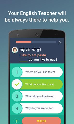 Learn English from Hindi 2.3.1.9 screenshots 2