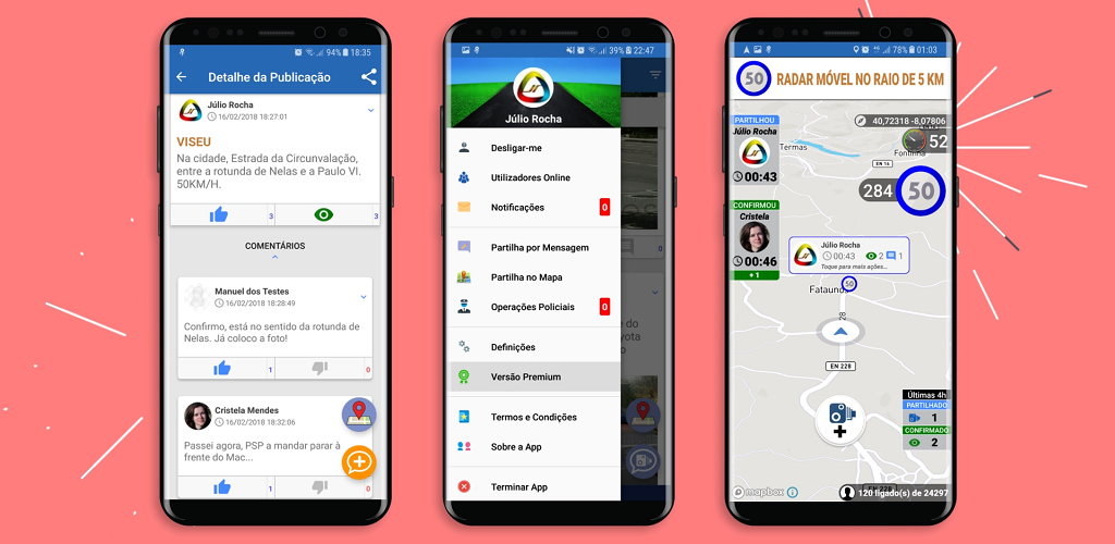 Download RADARES de Portugal APK latest version app for android devices