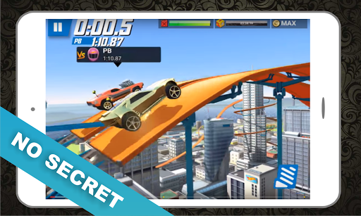 Cheats; Hot Wheels Race Off for PC