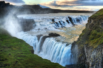 Photo: A mighty and beautiful waterfall...