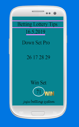 PC u7528 Down Lottery Set 1