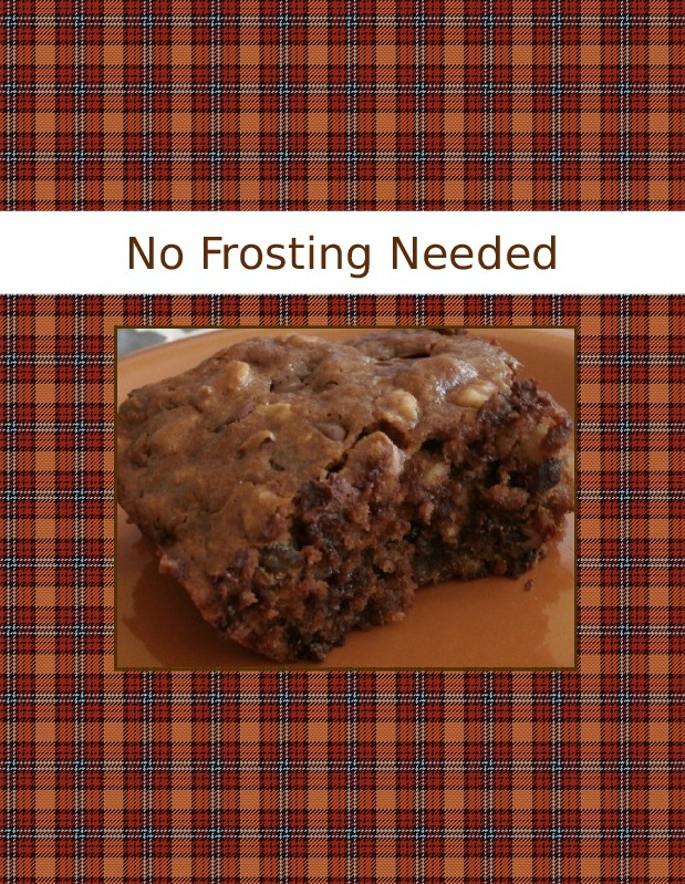 No Frosting Needed