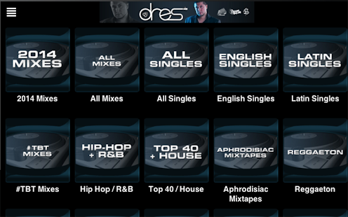 DJ DRES- screenshot thumbnail