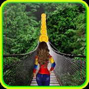 Subway Princess Jungle Run  Icon