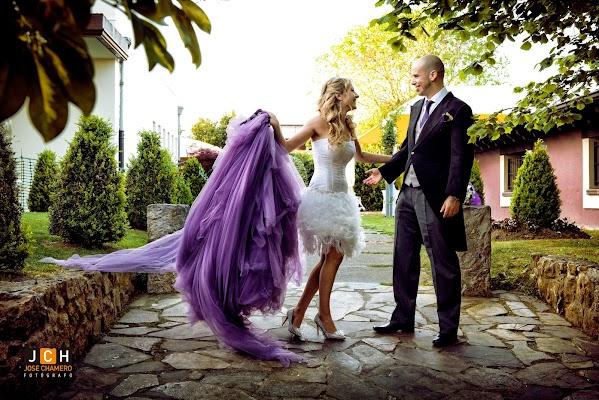 Fotógrafo de bodas Jose Chamero (josechamero). Foto del 20.07.2017