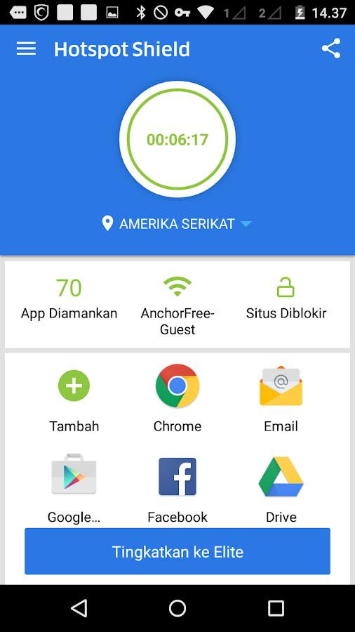 VPN Terbaik yang BENAR-BENAR GRATIS untuk Android