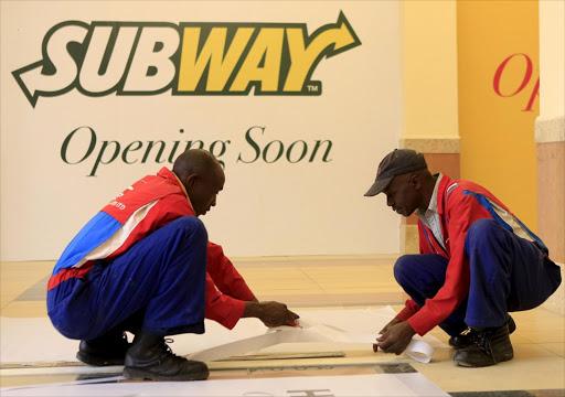 Subway franchise. Picture: REUTERS/NOOR KHAMIS
