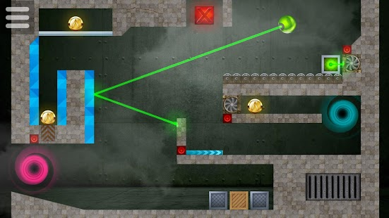LASERBREAK 2 - Free Physics Laser Block Puzzle- screenshot thumbnail