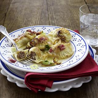 Pierogi (Polish Dumplings).