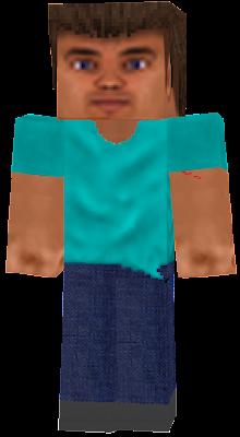ultra realistic Steve
