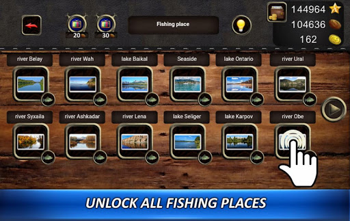 Fishing rain - fishing simulator apkpoly screenshots 7