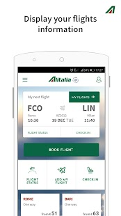 Alitalia- screenshot thumbnail