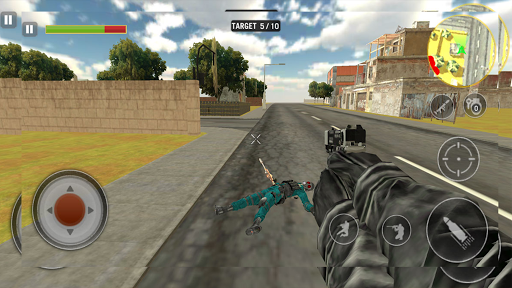 Ultimate free fire squad Survival Battlegrounds 3D 1.0 screenshots 3