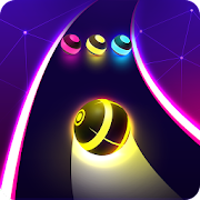 Dancing Road: Colour Ball Run! [Menu Mod] For Android
