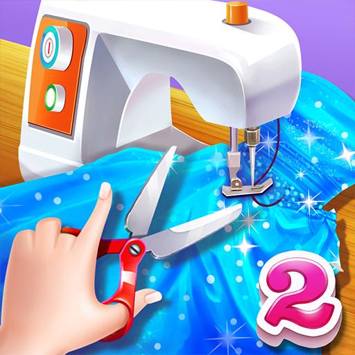✂️🧵Little Fashion Tailor 2 - Fun Sewing Game