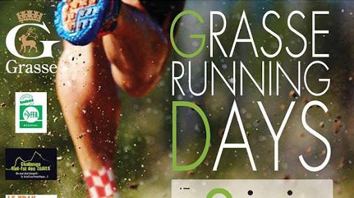 Grasse Running Days 2018 - L'Arche à Grasse