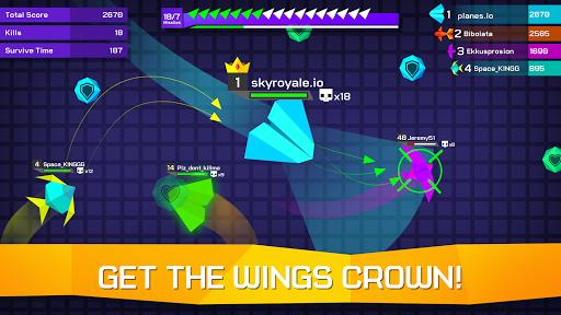 SkyRoyale.io Sky Battle Royale 1.2 screenshots 4