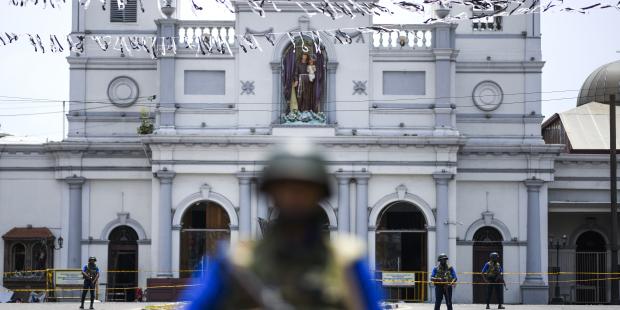 Các nhà thờ Công giáo ở Sri Lanka ngừng dâng Lễ vô thời hạn