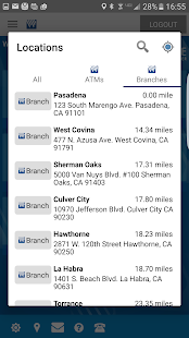 Wescom Credit Union Mobile- screenshot thumbnail