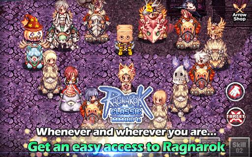 Ragnarok Classic MMORPG 5.8.0 screenshots 17