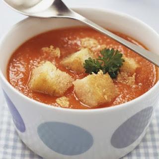 Smooth Tomato Soup