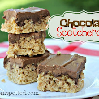 Chocolate Scotcheroos Recipe {My family's favorite summer treat}