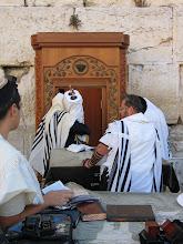 Photo: Jérusalem : mur occidental
