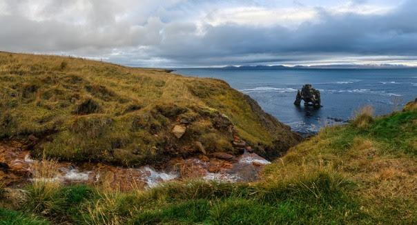 Hvítserkur Cliff