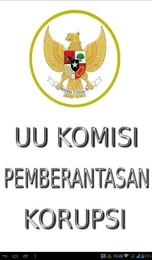 玩免費書籍APP|下載Undang-Undang Tentang KPK app不用錢|硬是要APP
