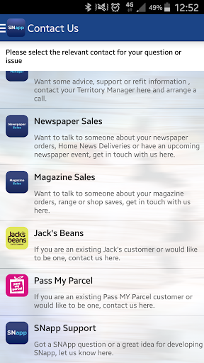 SNapp by Smiths News  screenshots 5