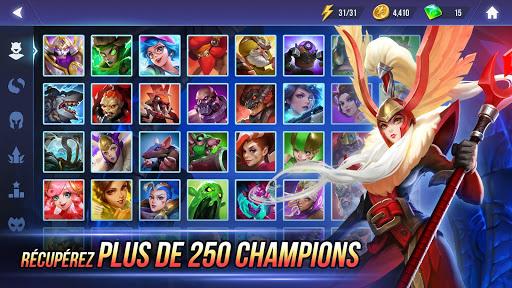 Télécharger Dungeon Hunter Champions: De l'Action RPG en ligne apk mod screenshots 2