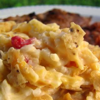 Southwestern Potato Casserole.