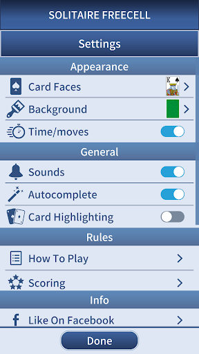 FreeCell Solitaire Classic u2013 free cell card game android2mod screenshots 3