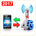 3G to 4G Converter - Simulator icon
