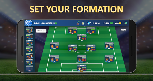 Catenaccio Football Manager screenshots 11